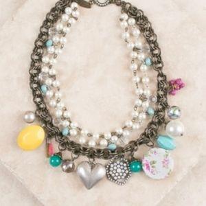 """Plunder """"Dallas"""" Necklace"""